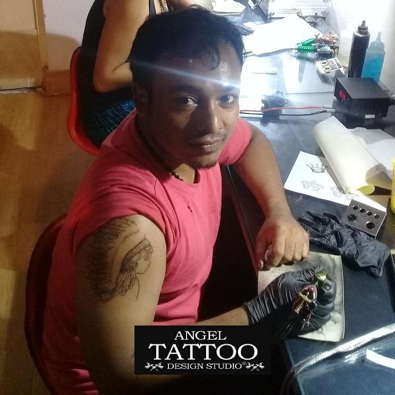 tattoo training center Kochi, Tattoo school kerala